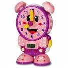 Telly the Teaching Time Clock - Pink