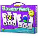 3 Letter Words Spelling Match It Puzzle Game