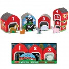 Nesting & Sorting Barns & Animals Manipulative Set