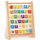 ABC - 123 Wooden Abacus