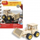 Build a Bulldozer Kids Woodcrafting Kit