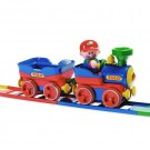 Toddler First Electronic Train Playset