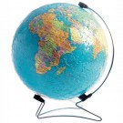 The Earth - 540 pc Globe Puzzleball with Rotation Stand