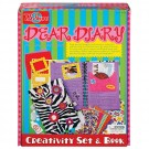 Dear Diary Girls Craft Kit