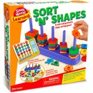 Sorting Shapes Learning Game