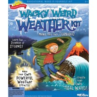 Wacky Weird Weather Science Kit
