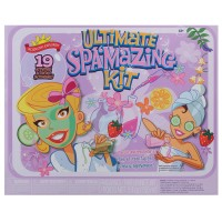 Ultimate Spa'mazing Girls Spa Science Kit