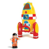 Kids Rocket Playset - Wow Ronnie Rocket