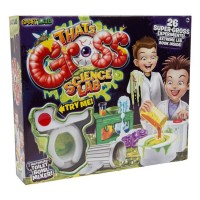 Gross Science Lab Kids Science Kit