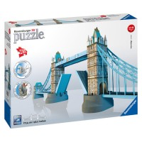 London Tower Bridge 3D Puzzle - 216 pcs