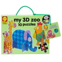 My 3D Zoo Puzzles