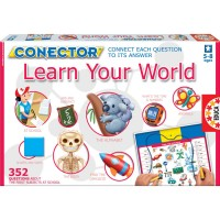 Learn Your World Connector Kids Q&A Game