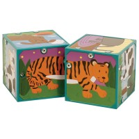 Animals Sound Blocks Matching Set