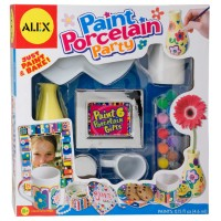 Porcelain Painting Craft Kit