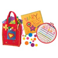 Super Embroidery Craft Kit