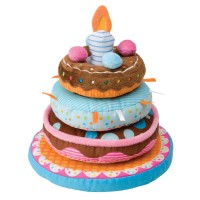 Stack a Cake Baby Stacking Toy