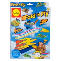 Fold n Fly Paper Airplanes Craft Kit