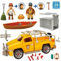 Mighty World Adventure Truck - International Playthings