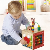 Discovery Box Toddler Activity Center
