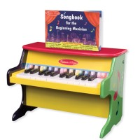 Learn to Play Piano Wooden Kids Piano