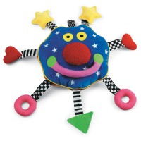 Whoozit 12-inch Baby Sensory Toy