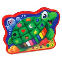 Color & Shape Turtle Electronic Learning Toy