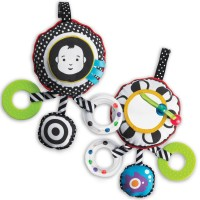 Wimmer-Ferguson Sight & Sounds Baby Travel Toy