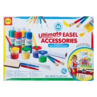 Ultimate Easel Accessories 26 pc Art Set