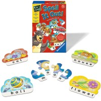 Spell It Out! Early Learning Puzzle Game