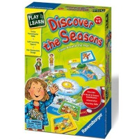 Discover the Seasons Preschool Game