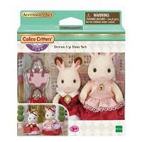 Calico Critters Town Dress Up Duo Set