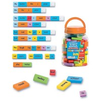 Sentence Building Dominoes Learning Set