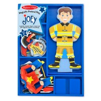 Joey Magnetic Dress-Up Wooden Toy