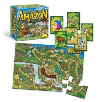Journey on the Amazon Learning Game