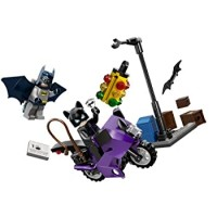Lego Super Heroes 6858 Catwoman Catcycle City