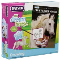 Learn to Draw Horses Kids Art Kit