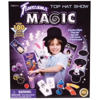 Kids Top Hat Magic Show - Fantasma Magic Tricks Set