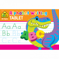 Alphabet Writing Tablet Activity Pad