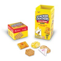 Stacker Crackers Picture Alphabet Learning Game