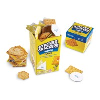 Stacker Crackers Opposites Learning Game