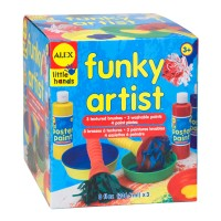 Funky Artist Kids Painting Kit