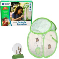 GeoSafari Jr. Butterfly Bungalow Butterflies Growing Kit