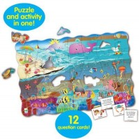 Search & Learn Sea - Puzzle Doubles!