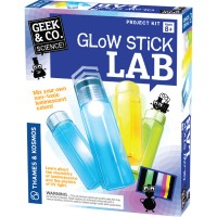 Glow Stick Lab Glow in the Dark Science Kit