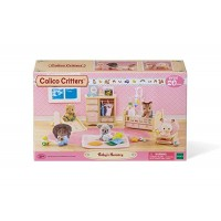 Calico Critters Deluxe Baby's Nursery Set