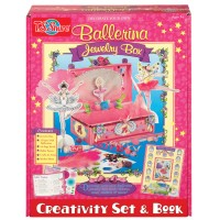 Ballet Jewelry Box Girls Craft Kit
