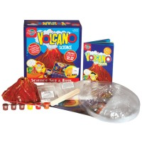 Volcano Making Science Set & Book