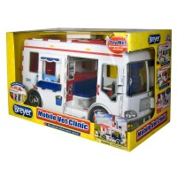 Breyer Mobile Vet Clinic Vehicle Playset