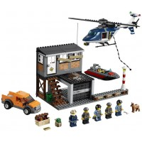 Lego City Set 60009 Helicopter