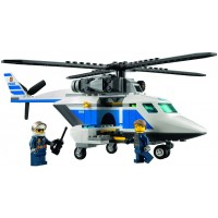 Lego City Police Highspeed Chase 60138 Building Toy With Cop Car Police Helicopter And Getaway